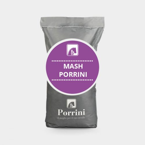 Horse feed Mash - Porrini Franco